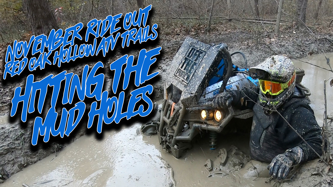 Off The Porch November Ride Out – Hitting The Mud Holes