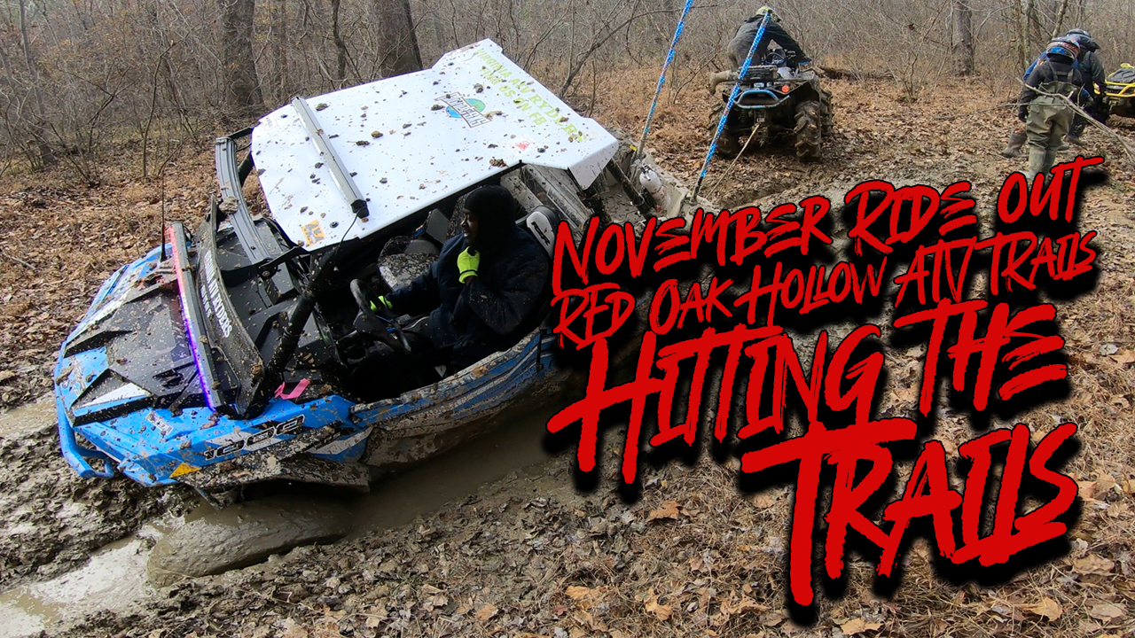 Off The Porch November Ride Out – Hitting The Trails