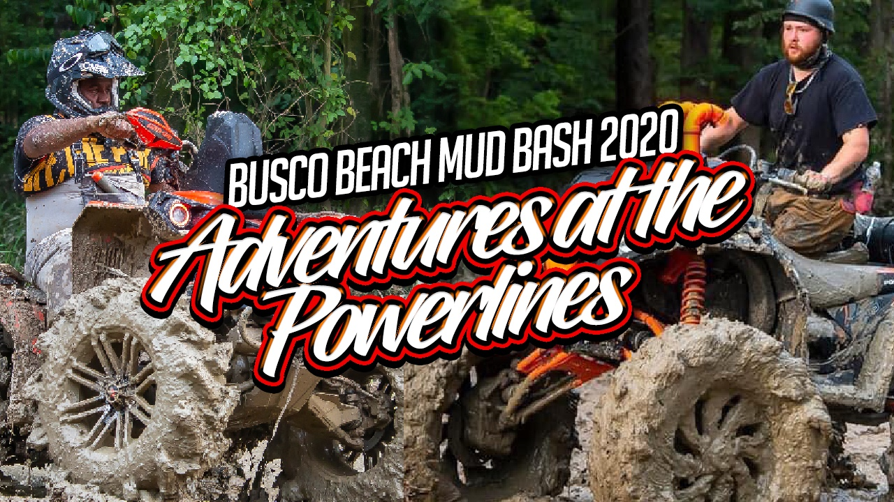 Busco Beach Mud Bash 2020   Adventures at the Powerlines